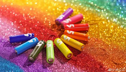 小米彩虹5号电池广告文案