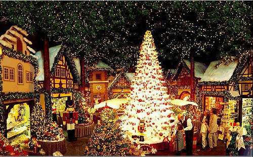 圣诞节广告海报文案